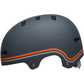 Bell Local Helmet classic matte slate/orange
